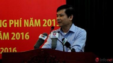 Ông Lê Minh Trí - Phó trưởng Ban Nội chính Trung ương. Ảnh: infonet