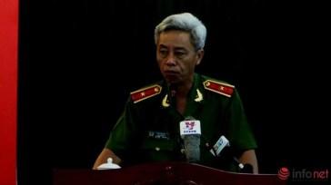 Tướng Phan Anh Minh. Nguồn: Infonet