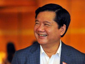 BTTU Đinh La Thăng. Ảnh: báo VNN