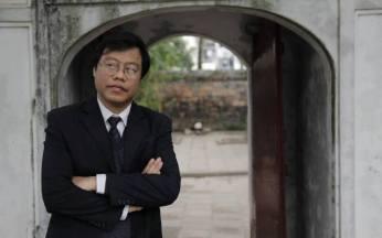 Ông Nguyễn Xuân Diện. Ảnh: blog Tễu.