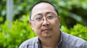 Ông Tuấn Khanh nói cần khởi tố những người vu khống các ứng cử viên độc lập. Ảnh: FB Khanh Tuan Nguyen