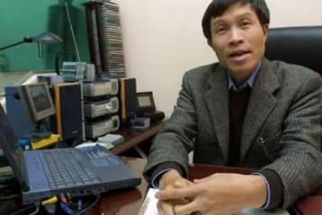 Ông Nguyễn Hữu Vinh. Nguồn: Ba Sàm.