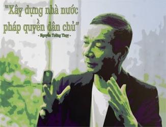 Ông Nguyễn Tường Thụy.