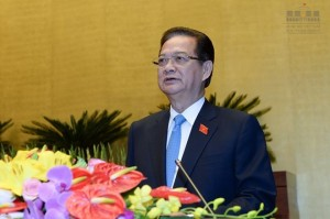 Thủ tướng Nguyễn Tấn Dũng. Nguồn: Zing