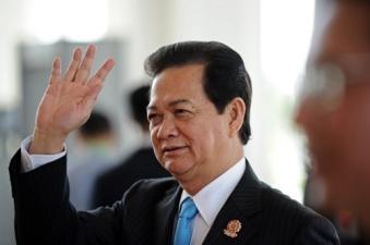 TT Nguyễn Tấn Dũng. Ảnh: AFP