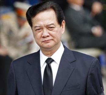 TT Nguyễn Tấn Dũng. Ảnh: Reuters.