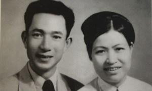Vợ chồng cụ Trịnh Văn Bô - Hoàng Thị Minh Hồ. Nguồn ảnh: internet
