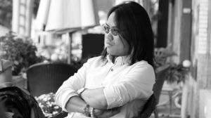 Báo Petro Times có bài đả kích ứng viên độc lập là nghệ sĩ chèo Nguyễn Công Vượng. Ảnh: internet