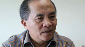 Đại sứ, TS. Nguyễn Ngọc Trường cho rằng Hoa Kỳ đã 'điểm huyệt' Trung Quốc trên Biển Đông trong năm 2016. Ảnh: BBC