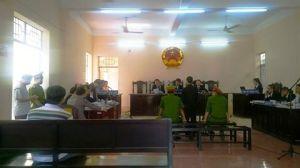 Ảnh phiên tòa phúc thẩm xử em Nguyễn Mai Trung Tuấn ngày 2-3-2016. Nguồn: FB Phục vụ Công lý