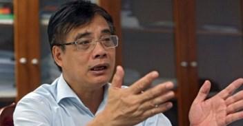 PGS.TS Trần Đình Thiên, Viện trưởng Viện Kinh tế Việt Nam. Ảnh: TL