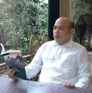 Ứng cử viên độc lập Nguyễn Kim Môn. Nguồn: FB Nguyễn Kim