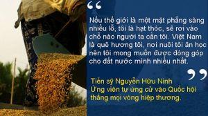 Ông Ninh từng được báo trong nước trích dẫn nói như vậy. STR AFP GETTY