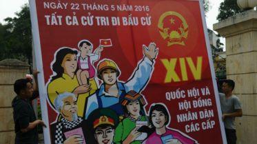 Ủy ban Mặt trận tổ quốc TP Hà Nội nói phải 'so bó đũa chọn cột cờ' khi chọn danh sách ứng viên chính thức. Photo: Getty