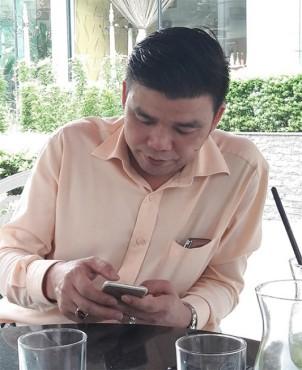 Vũ Ngọc Thuyển bị phạt tù 4 năm nhưng vẫn ở ngoài và giữ chức Phó Chủ tịch Hội đồng quản trị Công ty CP Liên minh tiêu dùng Việt Nam. Ảnh: PetroTimes