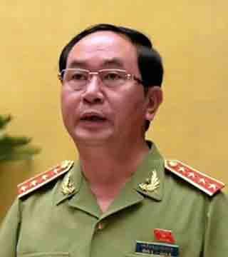 Ông Trần Đại Quang. Ảnh: internet