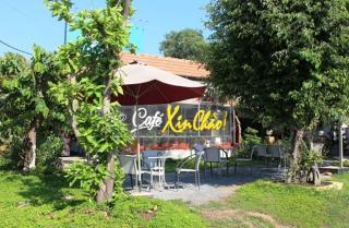 Quán cafe Xin Chào. Nguồn: internet