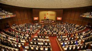 Quốc hội Việt Nam. Ảnh: Reuters