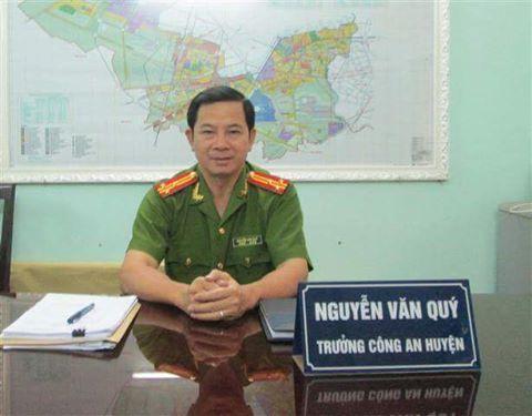 Ông Nguyễn Văn Quý. Nguồn: FB Phạm Nguyên Trường