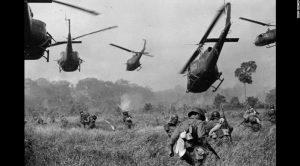 Chiến tranh Việt Nam. Ảnh: internet