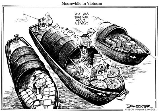 VIETNAM WAR KERRY CAMPAIGN 2004 CAMPAIGN VIETNAMESE PEOPLE