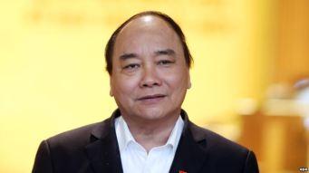 Thủ tướng Việt Nam Nguyễn Xuân Phúc. Ảnh: EPA
