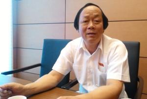 Ông Võ Tuấn Nhân, thứ trưởng Bộ Tài Nguyên Môi Trường. Ảnh: báo DT