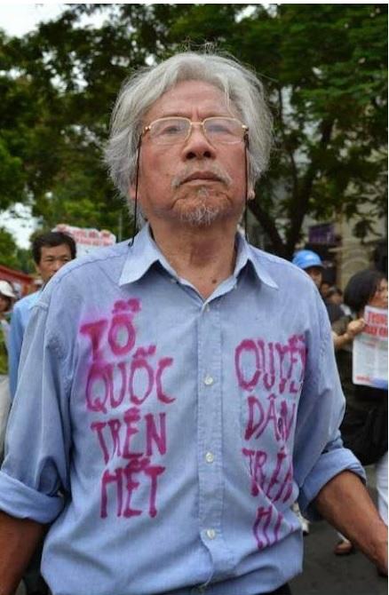 Tác giả Bùi Minh Quốc. Nguồn: internet