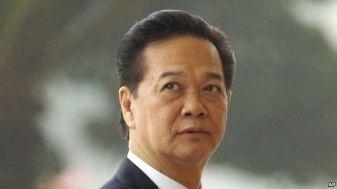 Ông Nguyễn Tấn Dũng. Nguồn: AP