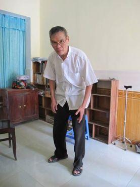 LM Nguyễn Văn Lý. Nguồn: FB Phan Văn Lợi