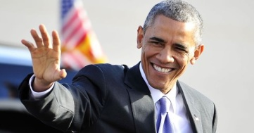 Tổng thống Mỹ Barack Obama. Nguồn: internet