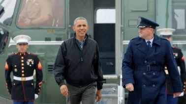 Đây là chuyến thăm đầu tiên tới Việt Nam của Tổng thống Mỹ Barack Obama, trong tổng số 10 chuyến thăm châu Á tới nay của ông. Ảnh: Reuters