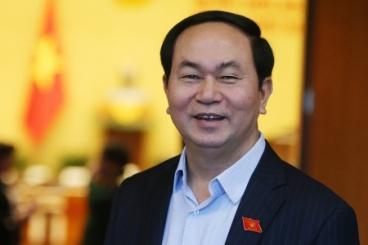 Trần Đại Quang. Nguồn: Internet