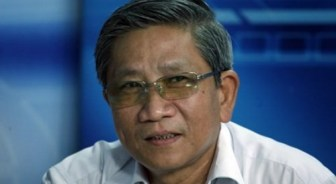 Giáo sư Nguyễn Minh Thuyết, ảnh do tác giả cung cấp.