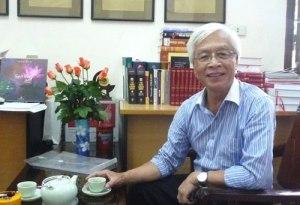 GS Chu Hảo, nguyên Thứ trưởng Bộ KH & CN. Ảnh: Lâm Khang