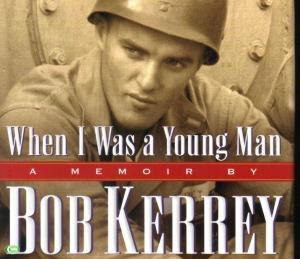 """Bìa sách hồi ký của Bob Kerrey: """"Khi tôi còn là một chàng trai trẻ"""""""