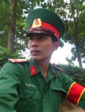 Nguyễn Lâm Hoàng Bảo. Ảnh: FB của tác giả.