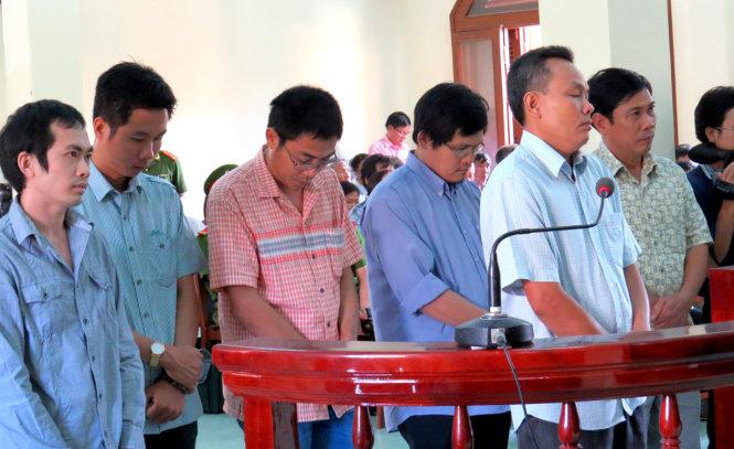 Vụ án dùng nhục hình dẫn đến chết người xảy ra tại Công an TP Tuy Hòa (Phú Yên) là bài học đắt giá trong quá trình vận dụng pháp luật của cơ quan công an - Ảnh: Duy Thanh
