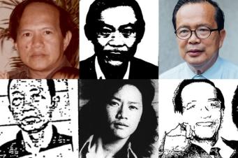 Những nhà báo đã bị giết hoặc bị ám sát hụt. Nguồn: internet