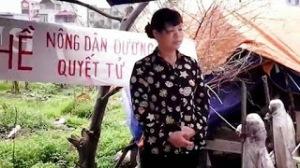Bà Cấn Thị Thêu. Ảnh: internet