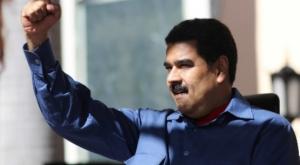 Ảnh: Tổng thống Venezuela Nicolas Maduro đang sụt giảm uy tín nhanh do điều hành kinh tế kém cỏi