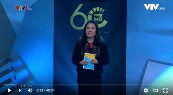 Chị Tạ Bích Loan VTV. Ảnh: VNN