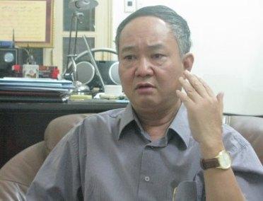 Nhà văn, nhà báo, nhà biên kịch, đại tá Nguyễn Như Phong. Nguồn ảnh: internet