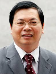 Bộ trưởng Vũ Huy Hoàng. Ảnh: internet