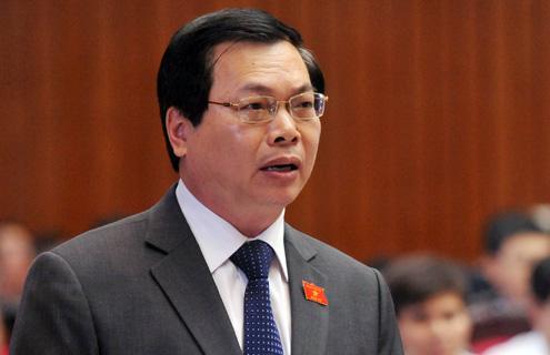 Ông Vũ Huy Hoàng đã có 2 nhiệm kỳ với 9 năm làm Bộ trưởng Bộ Công Thương. Ảnh: internet
