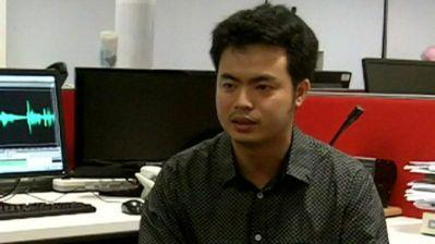 Nhà hoạt động Nguyễn Anh Tuấn cho rằng càng chậm công bố nguyên nhân vụ cá chết hàng loạt thì càng bất lợi cho chính quyền. Nguồn: BBC
