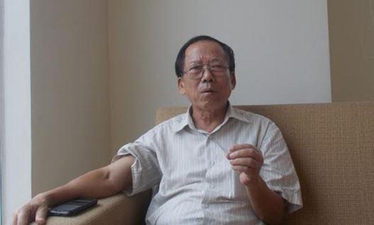 PGS.TS Nguyễn Duy Thịnh khuyên người dân không nên quá lo lắng trước thông tin cá nục nhiễm phenol. Ảnh: L.Phương/ VNN