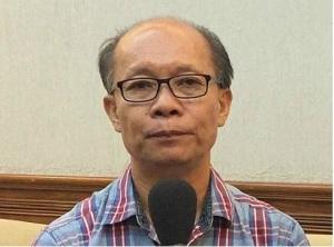 Linh mục Nguyễn Văn Hùng. Ảnh: BBC