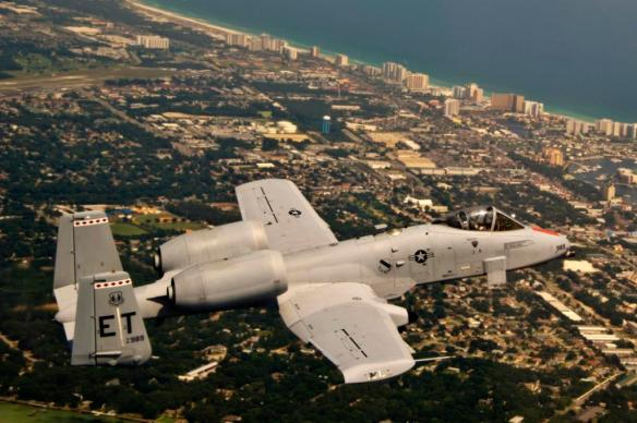 Chiến đấu cơ A-10C Thunderbolt