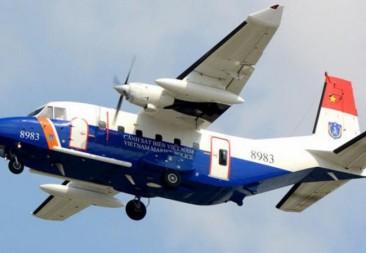 Máy bay tuần thám CASA 212 số hiệu 8983 bị mất liên lạc ở khu vực gần đảo Bạch Long Vĩ. Ảnh: internet